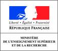Logo du Minisitère de la recherche