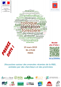 Ecofor Colloque
