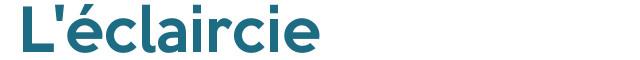 Eclaircie - GIP Ecofor