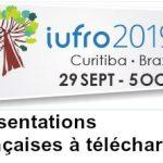 IUFRO2019 Présentations françaises à télécharger