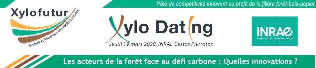 En-tête du programme du 21e XyloDating du 19 mars 2020